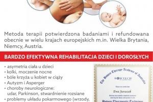 Rehabilitacja dzieci i dorosłych - zabiegi Bowena