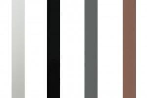 Sztacheta Aluminiowa Profil 100x25x1,2 paleta RAL