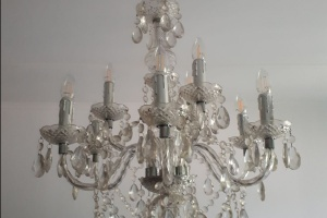 Ozdobna lampa