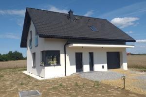 Budowa domu od podstaw, usługi budowlane
