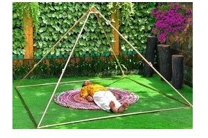 piramida ogrodowa - zrób ją sam