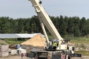 Kurs operatora żurawi samojezdnych Bielsko-Biała
