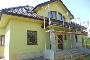 Firma budowlana - ocieplenia, wykończenia wnętrz