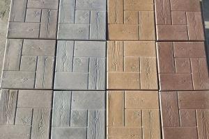 TANIO płytki chodnikowe deska betonowa do ogrodu