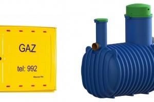 Inst. gazowe (pr. czyste powietrze) i ocz. ścieków