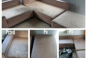 Pranie czyszczenie dywanów, wykładzin i tapicerki