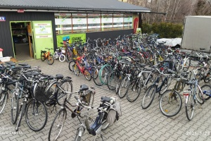 Rowery używane z zachodu.(Krako59)